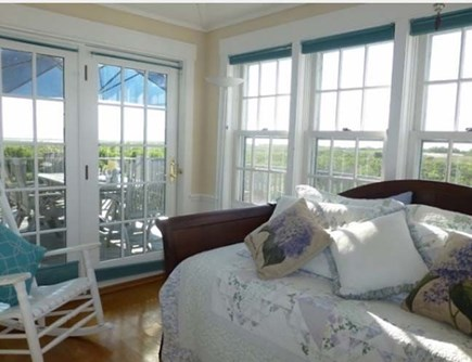 Dionis Nantucket vacation rental - Porch, What Views