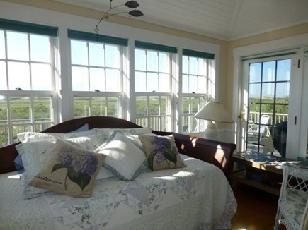 Dionis Nantucket vacation rental - Porch in The Morning Sun