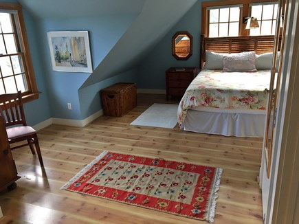 Nantucket town Nantucket vacation rental - Master bedroom overview