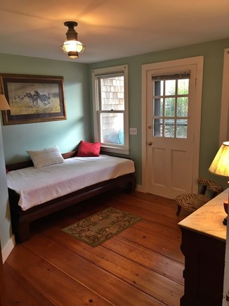 Nantucket town Nantucket vacation rental - Guest room with double bed