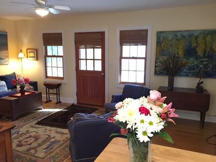 Nantucket town Nantucket vacation rental - Living Room