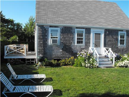 Brant Point Nantucket vacation rental - Spacious & Private Front Yard.