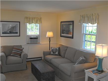 Brant Point Nantucket vacation rental - Sunny, Bright & Comfortable Living Room with A/C