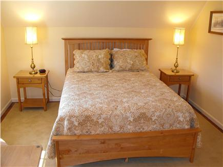 Brant Point Nantucket vacation rental - 2nd Floor Main Bedroom with Queen Bed & A/C