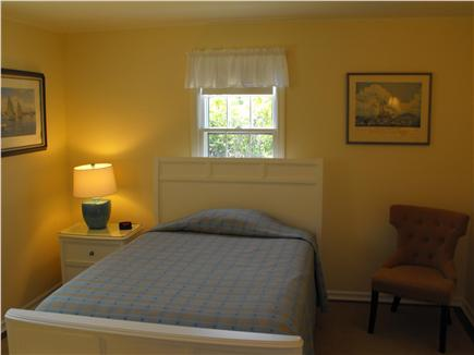 Brant Point Nantucket vacation rental - 1st Floor Bedroom with Full Bed & A/C