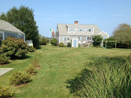 Madaket, Nantucket Nantucket vacation rental - Great for family games!