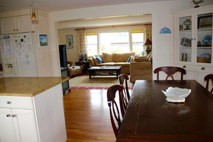 Madaket, Nantucket Nantucket vacation rental - Dining/kitchen/living room flow through