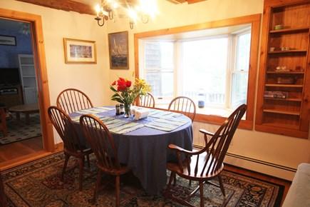 Tom Nevers, Nantucket Nantucket vacation rental - Upstairs Dining area