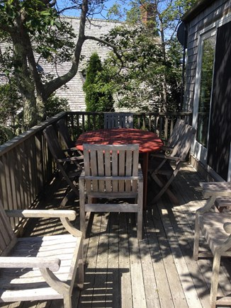 Tom Nevers, Nantucket Nantucket vacation rental - Second story Deck