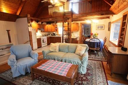 Tom Nevers, Nantucket Nantucket vacation rental - second floor living area