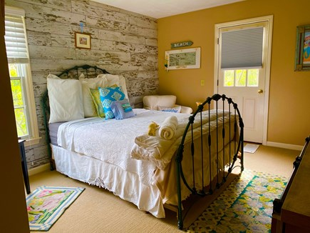 Tom Nevers, Nantucket Nantucket vacation rental - Guest Bedroom with Queen Sized bed