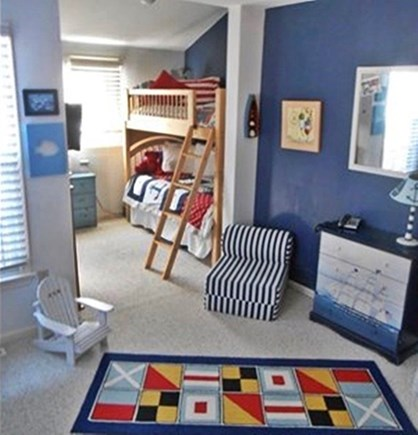 Tom Nevers, Nantucket Nantucket vacation rental - Children's room; lots of activities to keep them busy!