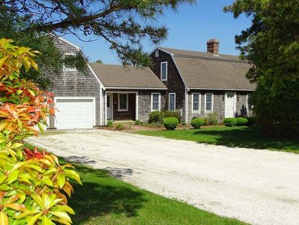 Nantucket town Nantucket vacation rental - Spacious home with private lot