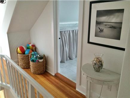 Nantucket Town Nantucket vacation rental - Upstairs landing