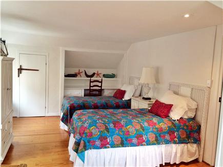 Nantucket Town Nantucket vacation rental - Large Twin Bedroom
