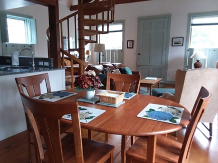 Nantucket town Nantucket vacation rental - Dining Table