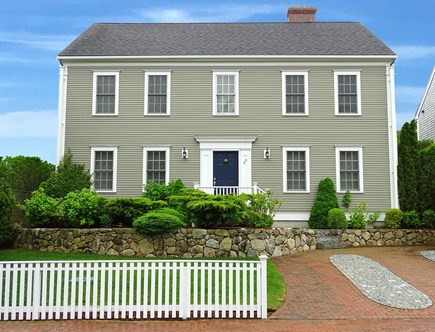 Mid-island, Nantucket, MA Nantucket vacation rental - Spacious Colonial in community neighborhood with amenities
