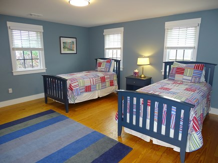 Mid-island, Nantucket, MA Nantucket vacation rental - Twin bedroom upstairs, shares full bath with another twin bedroom