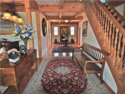Siasconset Nantucket vacation rental - Main hallway and entrance to the home.