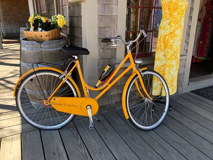 Nantucket town, Nantucket Nantucket vacation rental - Biking on Nantucket