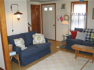 Surfside Nantucket vacation rental - Living Room