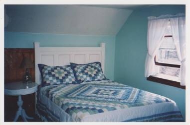 Surfside Nantucket vacation rental - Upstairs Bedroom