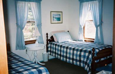 Surfside Nantucket vacation rental - Downstairs Bedroom