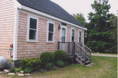 Surfside Nantucket vacation rental - Front of House