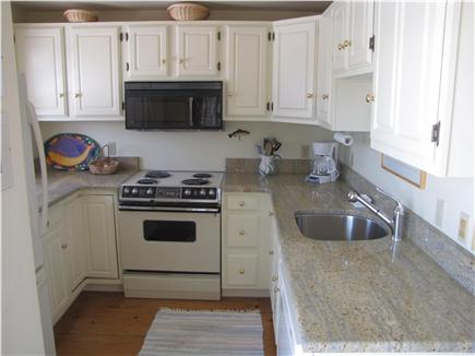 Tom Nevers, nantucket Nantucket vacation rental - Newly remodeled kitchen