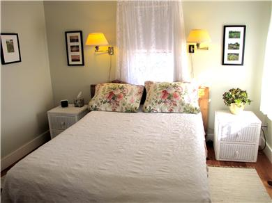 Tom Nevers, nantucket Nantucket vacation rental - Queen bed with private bath