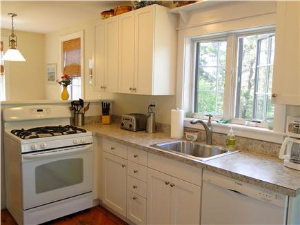 Surfside, Nantucket Nantucket vacation rental - Kitchen facing dining area