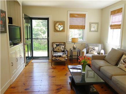 Surfside, Nantucket Nantucket vacation rental - Living room entrance