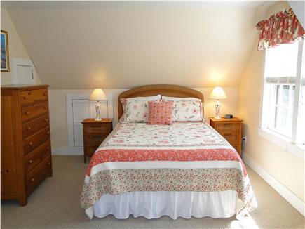 Surfside, Nantucket Nantucket vacation rental - Upstairs Queen master bedroom, with flat screen TV