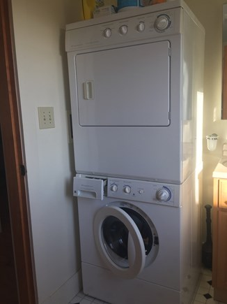 Quidnet, Nantucket Nantucket vacation rental - Washer/Dryer for your convenience