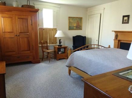 Nantucket town Nantucket vacation rental - First Floor Bedroom with Queen