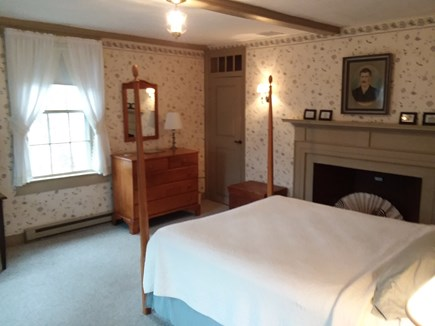 Nantucket town Nantucket vacation rental - Second Floor Front Bedroom