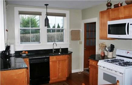Nantucket town Nantucket vacation rental - Eat-in kitchen updated 2013..