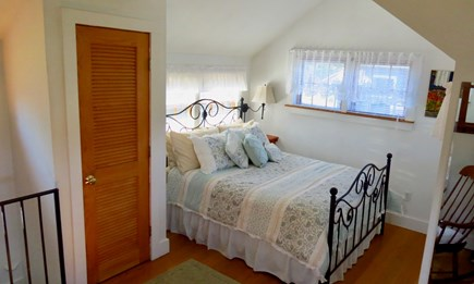 Siasconset Nantucket vacation rental - Master Bedroom/ loft