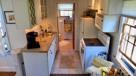 Siasconset Nantucket vacation rental - Full Galley Style Kitchen
