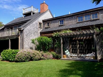 Surfside, Nantucket Nantucket vacation rental - Sun-splashed upside-down Surfside Vacation Home. Rental ID 14335