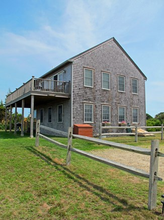 Madaket Nantucket vacation rental - Arrival 2