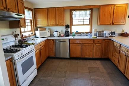 Madaket Nantucket vacation rental - Kitchen View