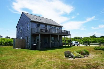 Madaket Nantucket vacation rental - Looking North