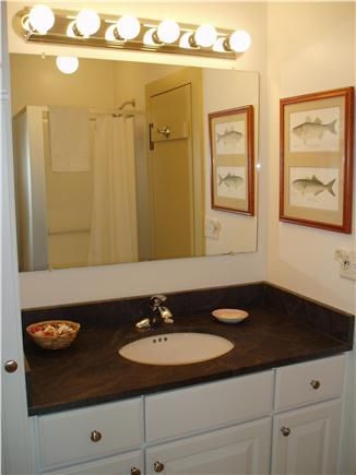Siasconset Nantucket vacation rental - Bath