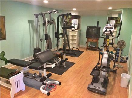 Madaket Nantucket vacation rental - Excercise Room