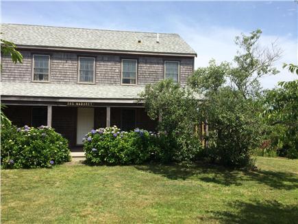 Madaket Nantucket vacation rental - View From Street