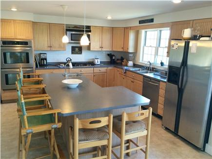 Madaket Nantucket vacation rental - Kitchen