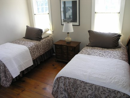 Nantucket town, Cliff area, Nantucket Nantucket vacation rental - Twin bedroom
