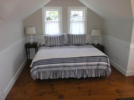Nantucket town, Cliff area, Nantucket Nantucket vacation rental - King bedroom