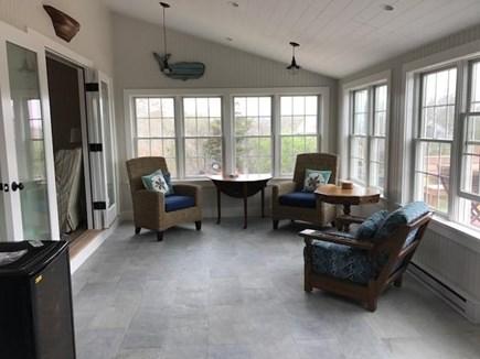 Madaket, Nantucket Nantucket vacation rental - New 3 season porch - lots of lights and seating areas